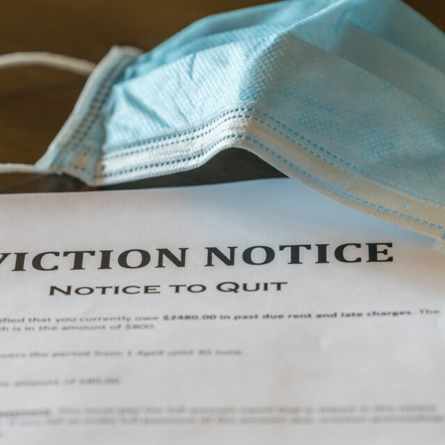 Biden administration extends federal eviction moratorium for one final month