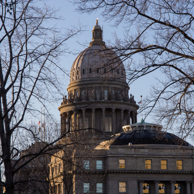 House committee advances bill prohibiting organizations, nonprofits from funding election work in Idaho