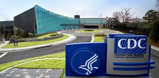 CDC headquarters in Atlanta