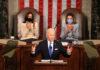 President Joe Biden speaks before the U.S. Congress