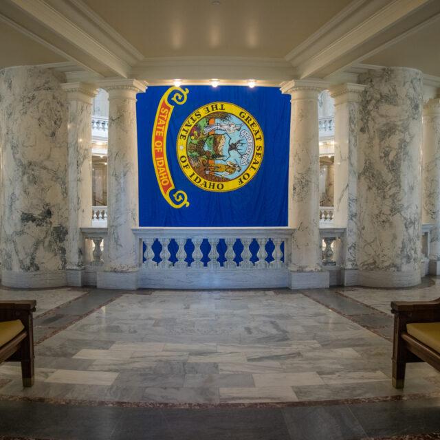 Staffer who accused representative of rape files tort claim against Idaho Legislature