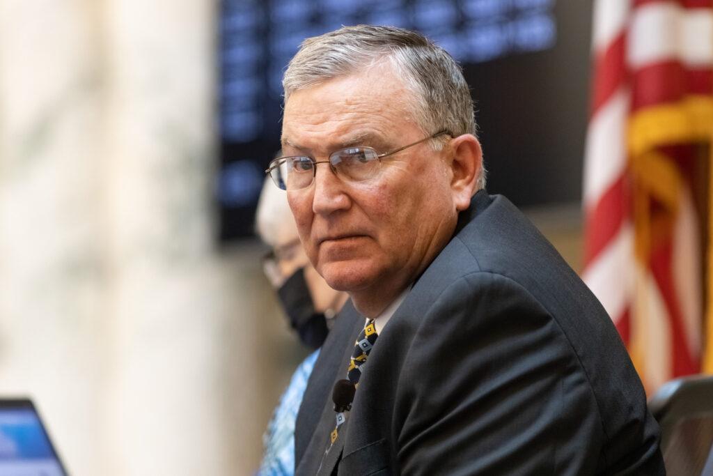 Idaho House Speaker Scott Bedke