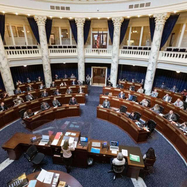 Costs for the past 1.5 months of longest legislative session in Idaho history exceed $500,000