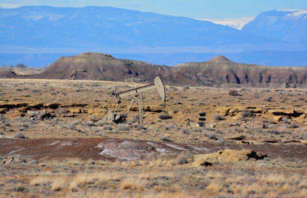 Oil and gas leasing in Utah