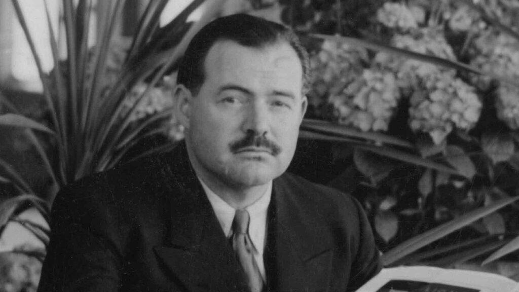 Author Ernest Hemingway is buried in Ketchum, Idaho.