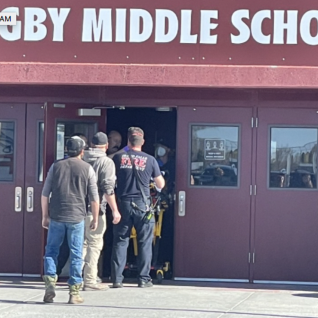 Three people injured in shooting at East Idaho middle school