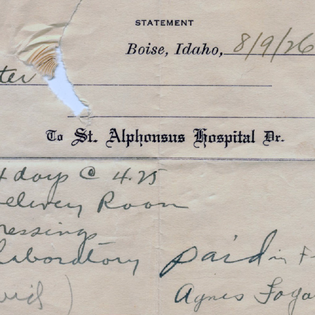 The cost to deliver a baby in Boise? 10 times more than 100 years ago