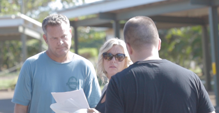 East Idaho News reporter Nate Eaton speaks with Chad and Lori Daybell