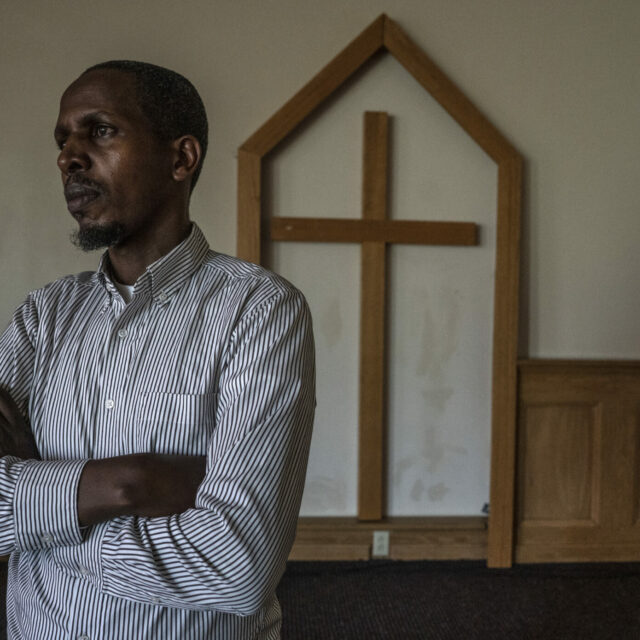 Settled into new homes, refugees in U.S. say they are working for a better life for all