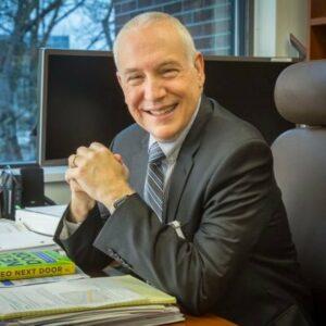 Photo of Dr. David Pate
