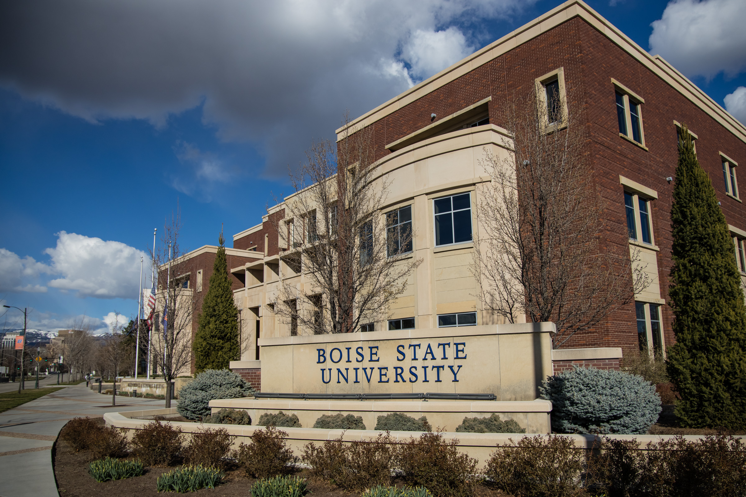 Boise State campus