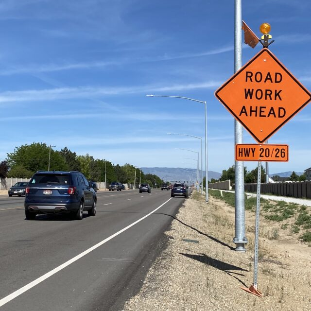 'A great move forward': New transportation funds support Idaho Highway 16 extension project