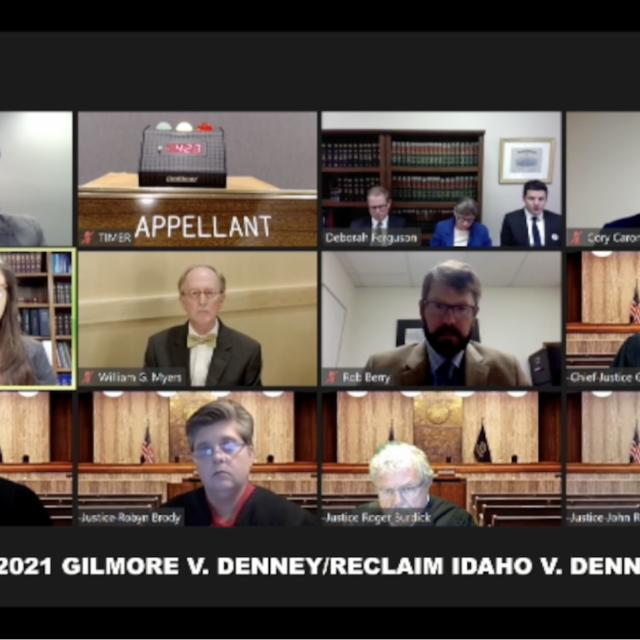 Idaho Supreme Court hears arguments in Reclaim Idaho ballot initiative case