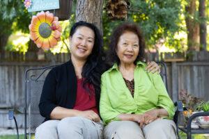 Palina Louangketh and Phouthasinh Louangketh