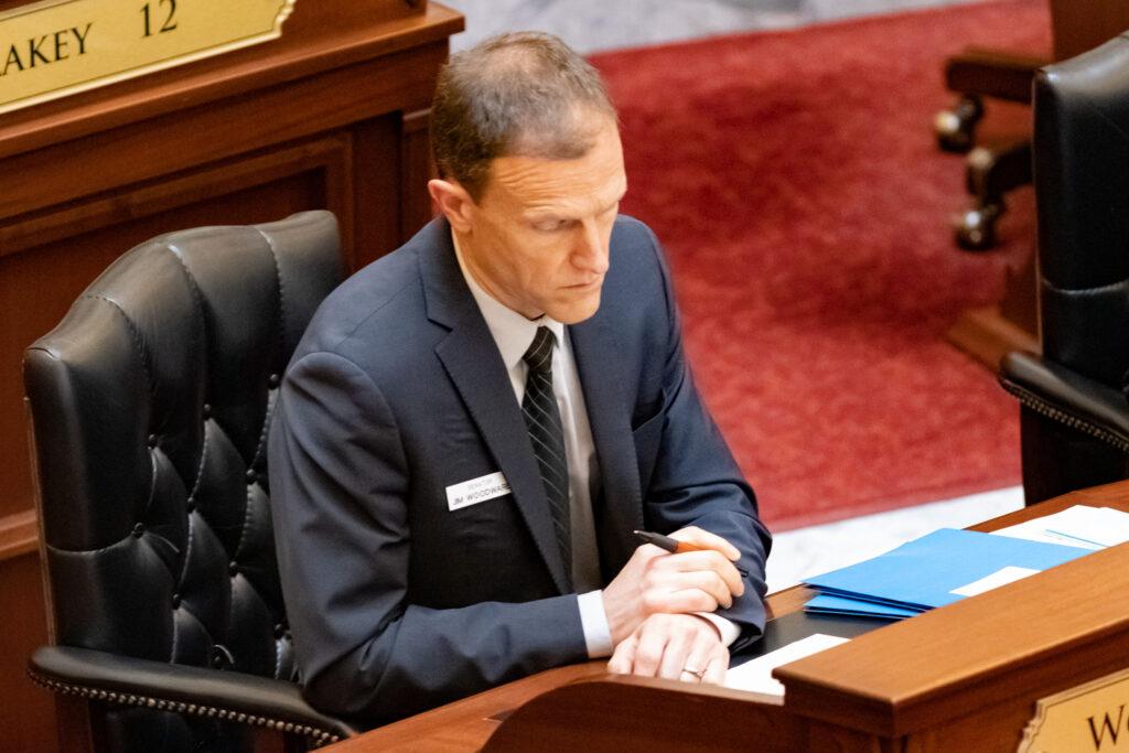 Sen. Jim Woodward