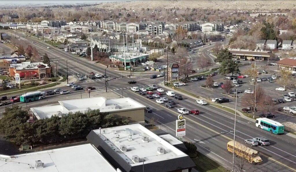 State Street in Boise