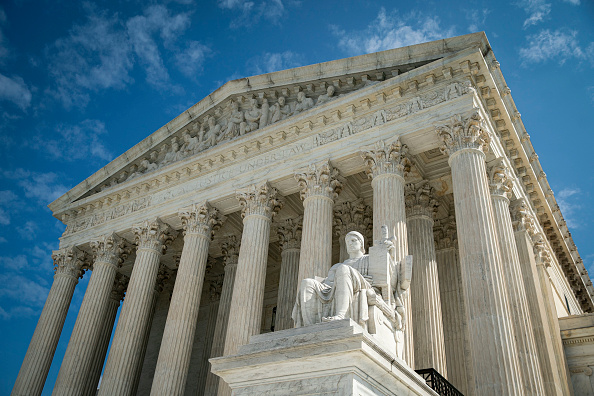 Supreme Court in Washington, D.C.