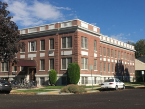 The Wellman Building in Boise