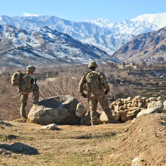 Immediate U.S. action is essential to save our endangered Afghan friends — before it's too late