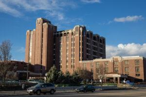 Photo of St. Luke's Downtown Boise hospital
