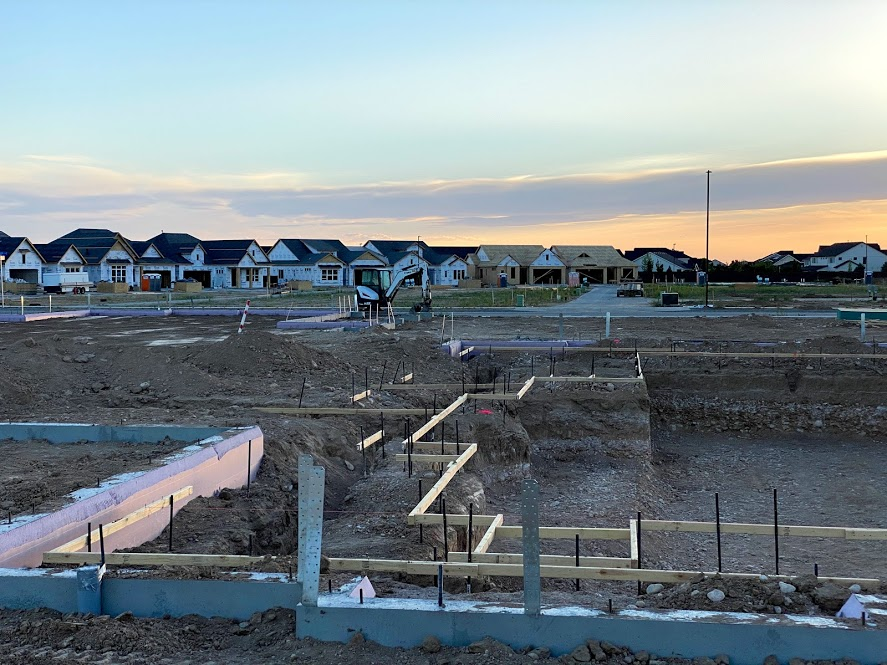 Idaho established a housing trust fund in '92, but it was never funded. What happened?