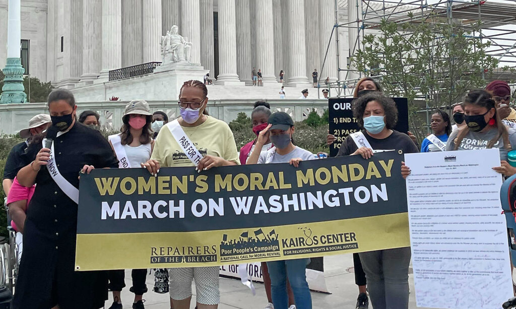 Poor People's Campaign march in D.C.