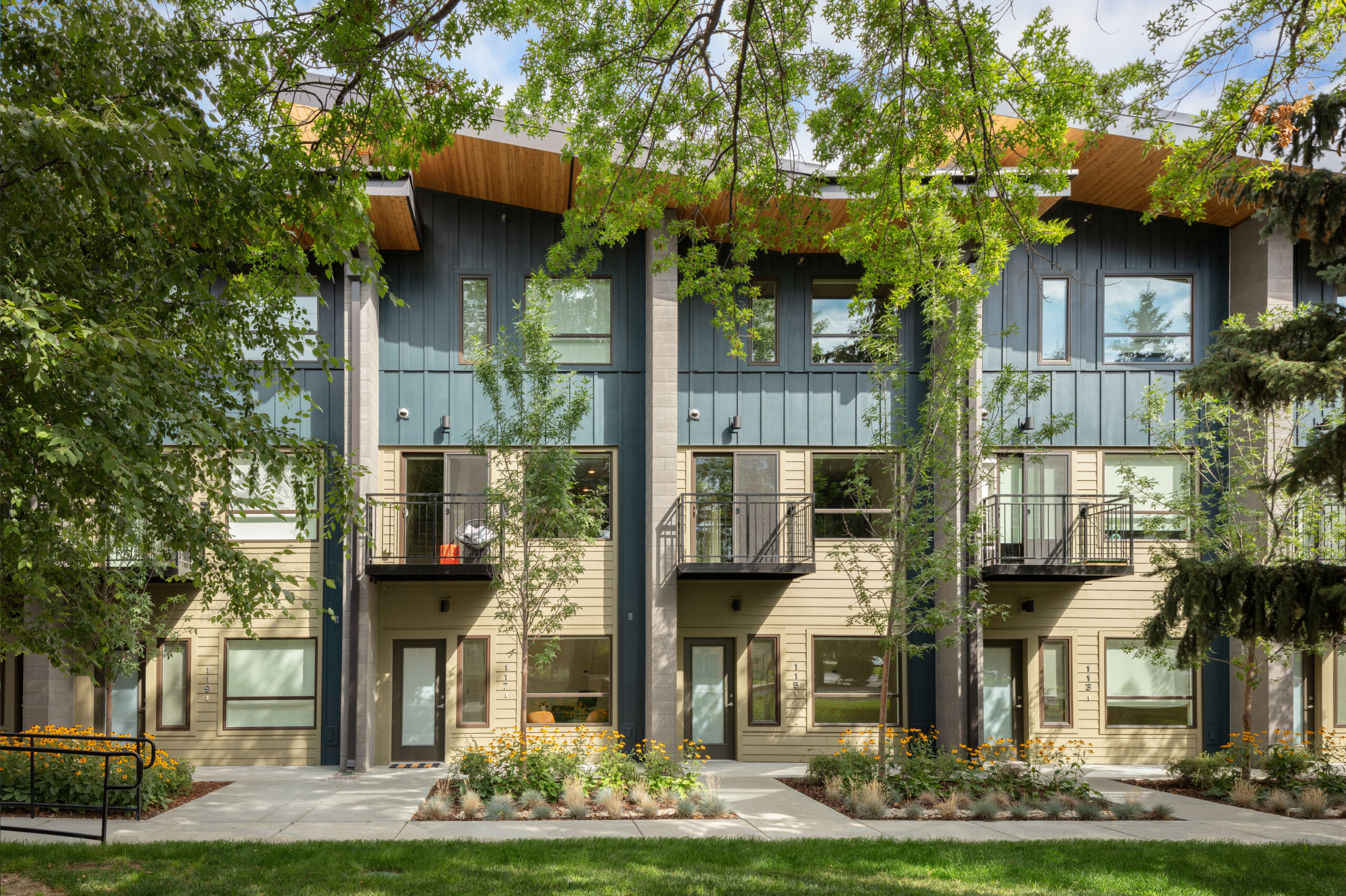 Housing for the 'missing middle': Boise development recognized nationally