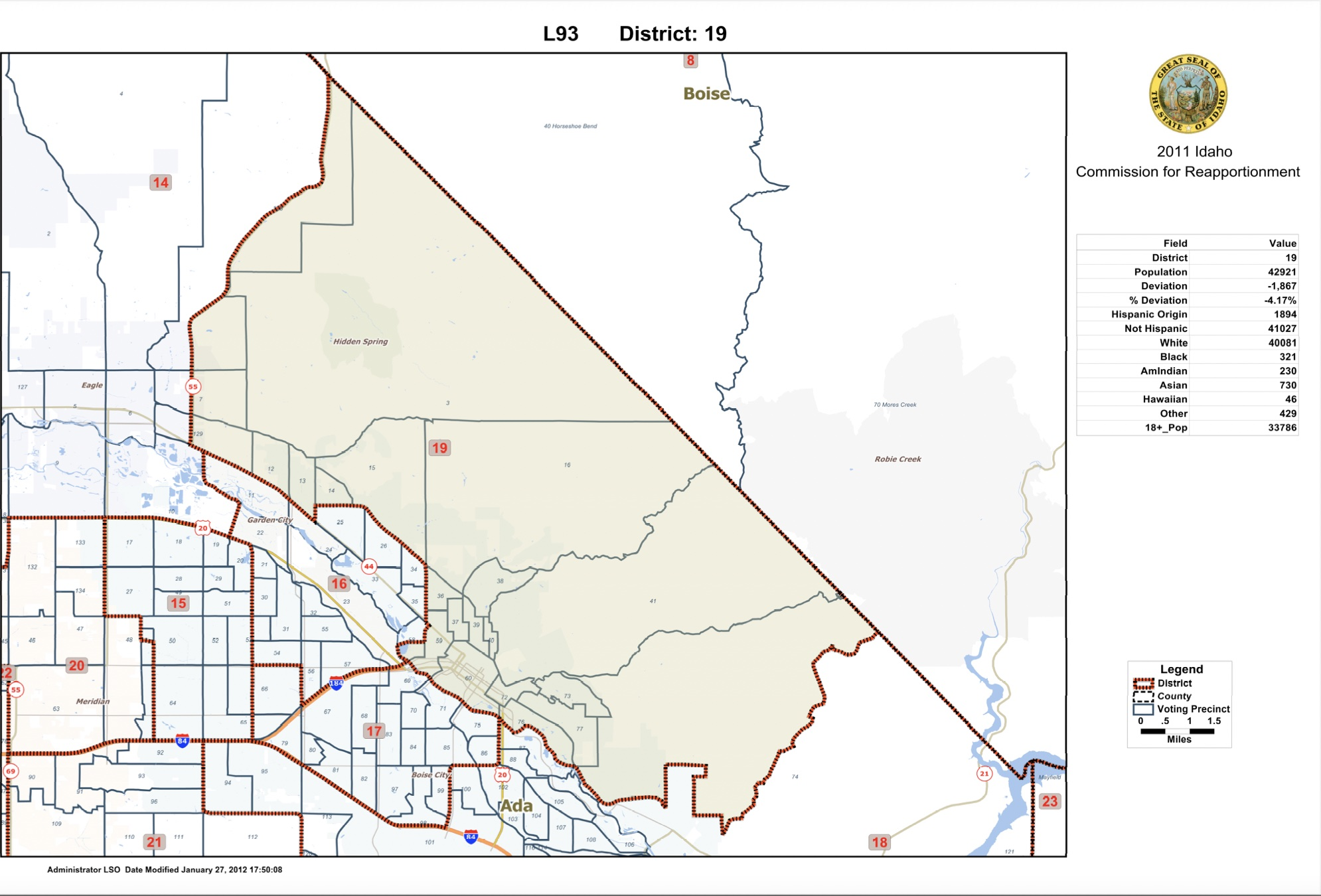 With the clock ticking, Idaho's redistricting process is about to get under way