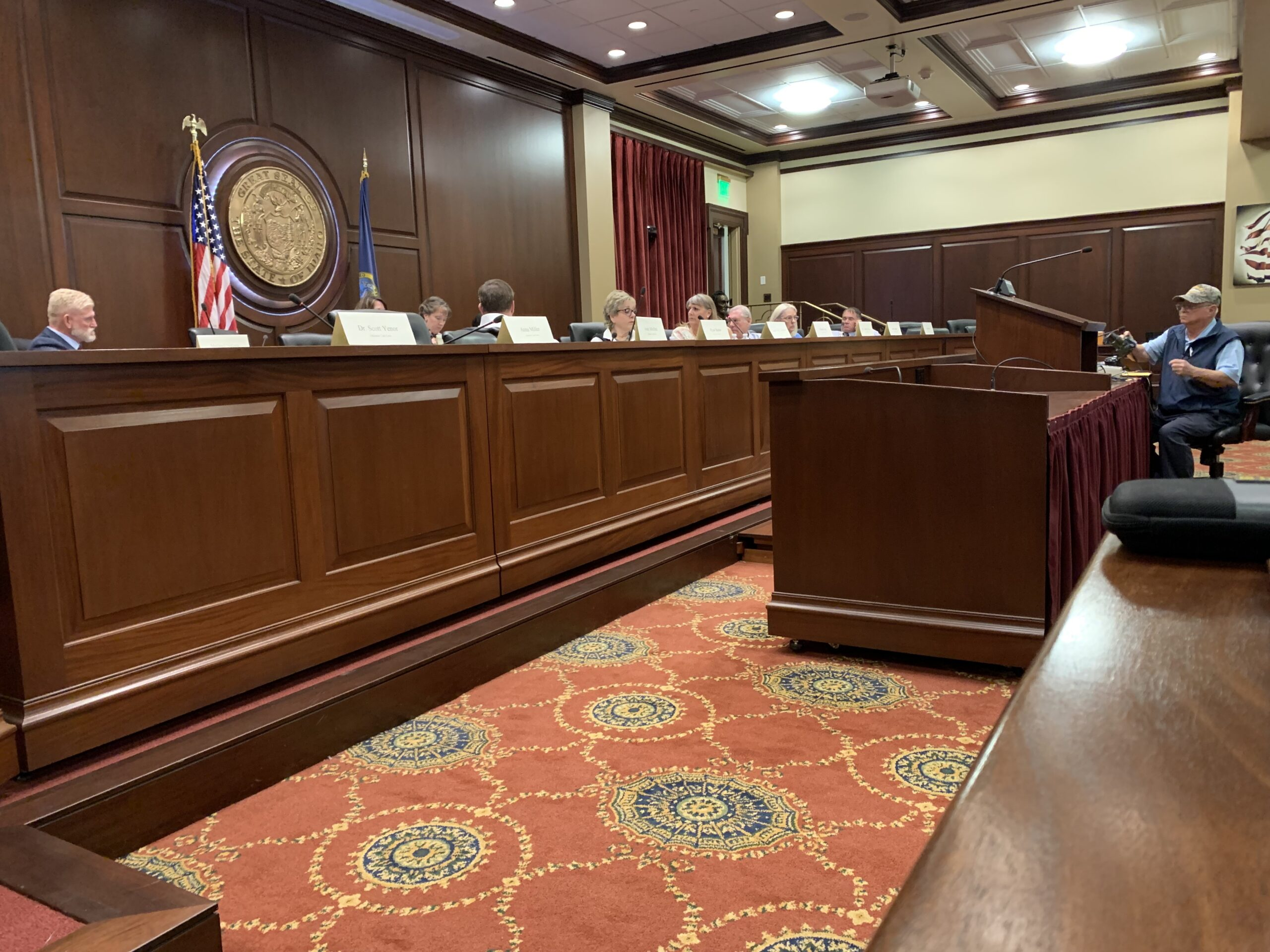 Idaho Lt. Gov. McGeachin's task force pushes school choice recommendation
