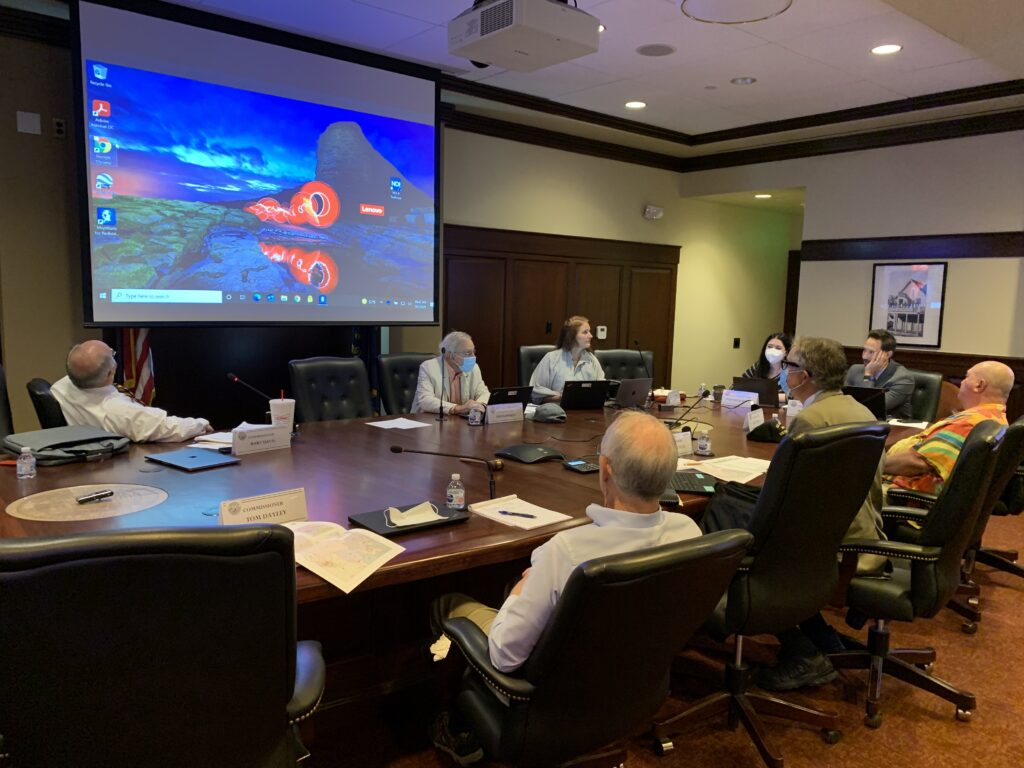 Idaho's redistricting commission meets at Statehouse