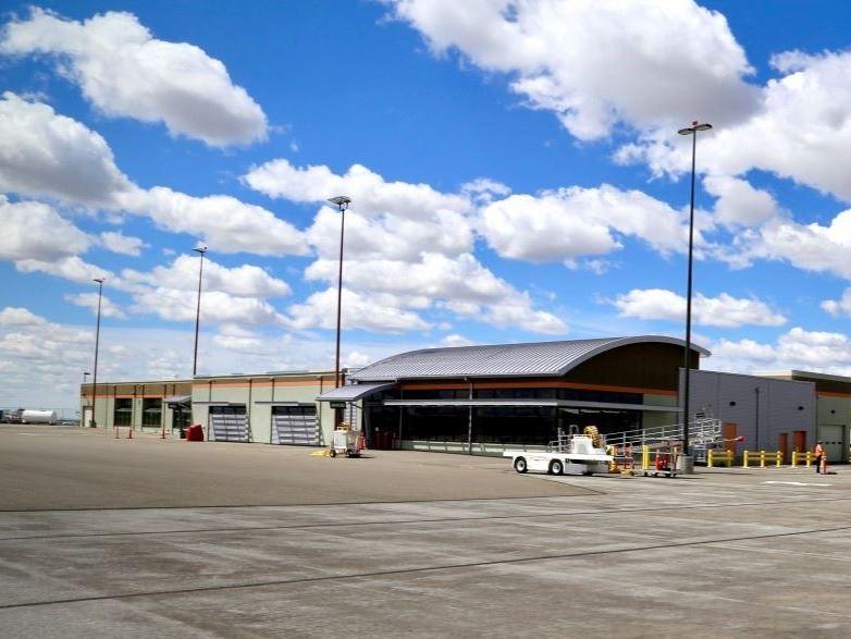 Twin Falls Idaho airport