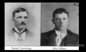 Daniel Cummings and John Wilson